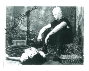 Kate O'Mara (Hammer Horror) - Genuine Signed Autograph 8280